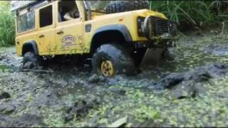 getlinkyoutube.com-Scale Camel Trophy Adventure