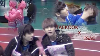 getlinkyoutube.com-taekook x isac [reup]