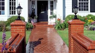BEHR PREMIUM Concrete Brick Tile Wetlook Low Lustre Sealer - Behr wet look sealer high gloss