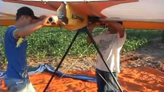 getlinkyoutube.com-Montagem para um voo e um pouco da história do trike