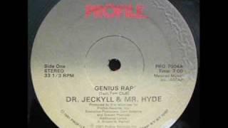 Dr. Jeckyll & Mr. Hyde - Genius Rap