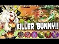 Killer Bunny Rona Skin Gameplay! | Vainglory Limited Edition Skin [Jungle Gameplay]