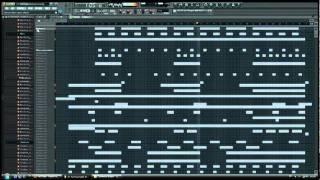 Hard Gangsta {RAP} Beat Hip-hop instrumental.flv