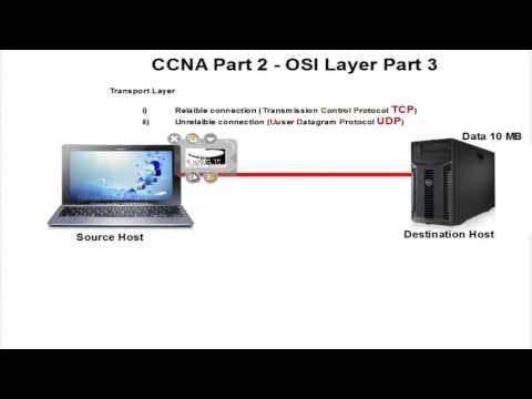 Cisco CCNA Training Part 4 in Tamil. Introduction to OSI Model Layer - IT Core Elite Madurai