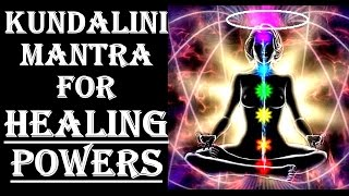 getlinkyoutube.com-KUNDALINI MANTRA FOR HEALING POWERS : RA MA DA SA : VERY VERY POWERFUL !