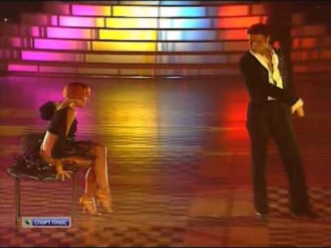 Sergey Ryupin &amp; Elena Khvorova Show Samba Kremlin Cup 2004