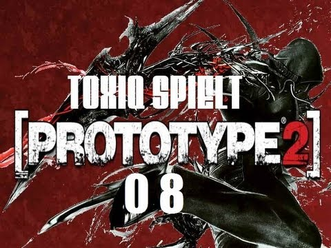 ToxiQ - Let's Play Prototype 2 *Blind* - 08 - WAT DA FUAK ?