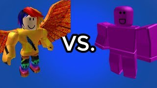 NO_DATA VS. ASSASSIN MIKE!! PLAYING WITH ANOTHER YOUTUBER!! (ROBLOX ASSASIN)