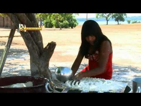 Xingu - Alimentação