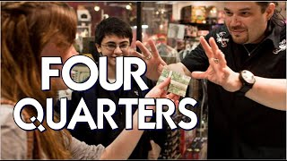 Magic Review: Four Quarters by Magick Balay Magic Trick