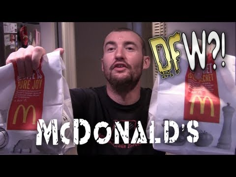Deep Fried McDonald's - DFW Episode 6
