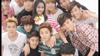 Exo with Yoona and Lee Chi Hoon - Perfect Match