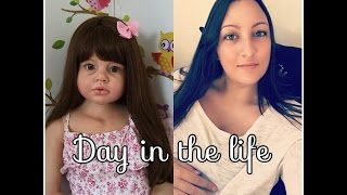 getlinkyoutube.com-Day In The Life Of A Reborn Mom & Reborn Child!