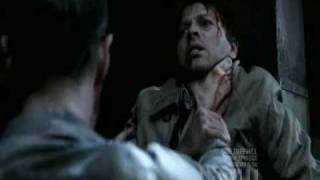 416 Castiel, Sam, Dean Fight Alistair