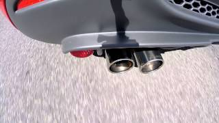 getlinkyoutube.com-Alfa Romeo Mito 1.4 TB 155hp Ragazzon exhaust sound