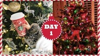 getlinkyoutube.com-Vlogmas 2016 ❄ Day 1 | Early Mornings & NYC Christmas Tree