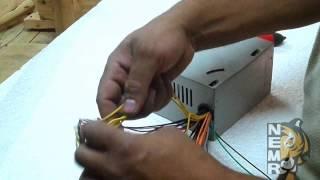 getlinkyoutube.com-إستخدام الباور صبلاى وشاحن الموبايل كبديل لترانس الليدات