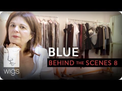 Blue BTS: The Costume Designer -- 8 of 11