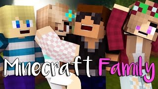 getlinkyoutube.com-Perfect Family | Minecraft Family [S1: Ep.1 Minecraft Roleplay Adventure]