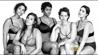 getlinkyoutube.com-Lane Bryant Campaign Ad Takes Aim At Victoria's Secret Angels