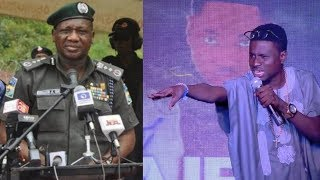 Kenny Blaq Crake Jokes On IGP Transmission Speech And President Buhari width=
