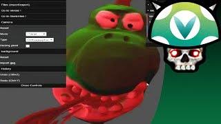 getlinkyoutube.com-[Vinesauce] Joel - 3D Video Game Model Abominations