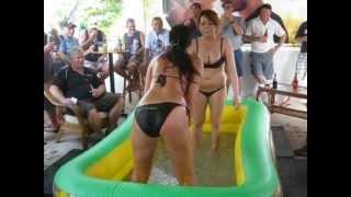 Jelly Wrestling in Vietnam