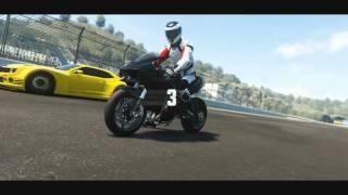 getlinkyoutube.com-The Crew Wild Run - Car vs Bike Comparison (Circuit spec)