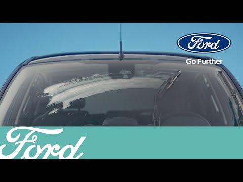 Как проверить уровень и залить жидкость в бачок стеклоомывателя | Ford Russia