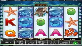 getlinkyoutube.com-Online Slots Malaysia Emperor Suite - Dolphin Reef