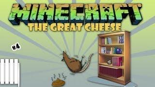 getlinkyoutube.com-Minecraft - The Great Cheese:  totoncio de gato #4