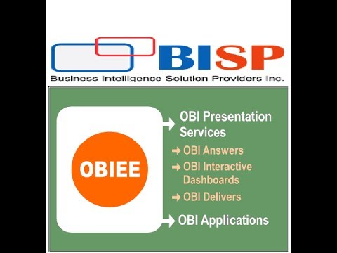 2012 01 08 08 08 OBIEE Introduction Class 0002A