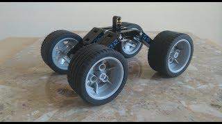getlinkyoutube.com-Lego Technic mini Rock Crawler Instruction part 1