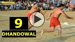 getlinkyoutube.com-Dhandowal (Nakodar) Kabaddi Tournament 13 Feb 2014 Part 9 By Kabaddi365.com
