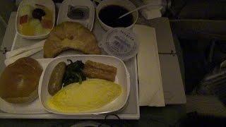getlinkyoutube.com-エミレーツ航空の機内食 大阪-ドバイ In flight meals of Emirates KIX-DXB