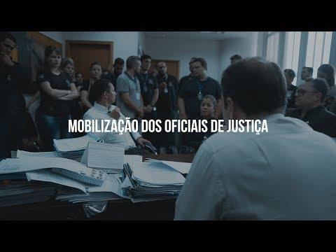 Mobilização dos Oficiais de Justiça do dia 08 de outubro