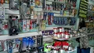 getlinkyoutube.com-Loja de pesca- Tralha do Pescador -