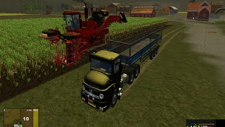getlinkyoutube.com-Farming Simulator 15 - Colheitadeira de Cana