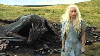 getlinkyoutube.com-Game of Thrones Season 5: Episode #10 Clip - Dany is Surrounded (HBO)