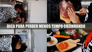 getlinkyoutube.com-Preparando as comidas da semana