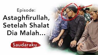 getlinkyoutube.com-Astaghfirullah, Setelah Shalat Dia Malah ...