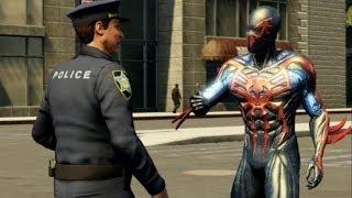 getlinkyoutube.com-The Amazing Spider-Man 2 (PS4) Walkthrough Part 14 - Maximum Carnage!