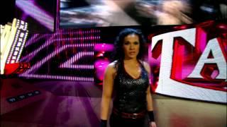 WWE: Выход Tamina Snuka