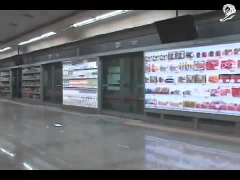 Tesco Homeplus Subway advertising campaign for South Korea