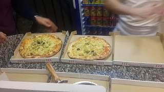Meilleure pizza à Oran