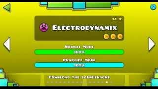 "getlinkyoutube.com-""Geometry Dash"" level 15 - Electrodynamix (100%)"