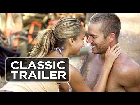 Into the Blue Official Trailer #1 - Paul Walker, Jessica Alb
