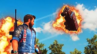 getlinkyoutube.com-JUST CAUSE 3 FAILS: BEST MOMENTS! (JC3 Funny Moments Gameplay)