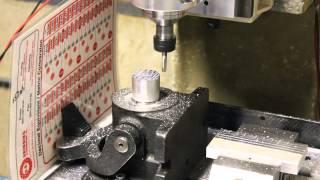 getlinkyoutube.com-Shop Made CNC High Speed Milling Spindle