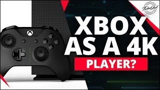 Xbox One X/S as 4K Blu Ray Player | Pros and Cons